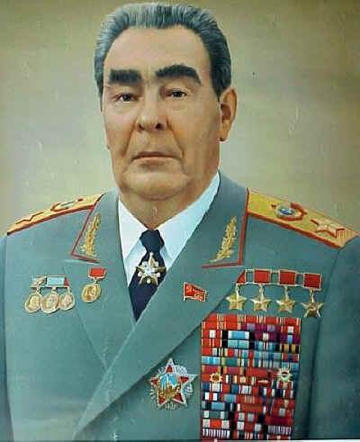 Leonid Brejnev